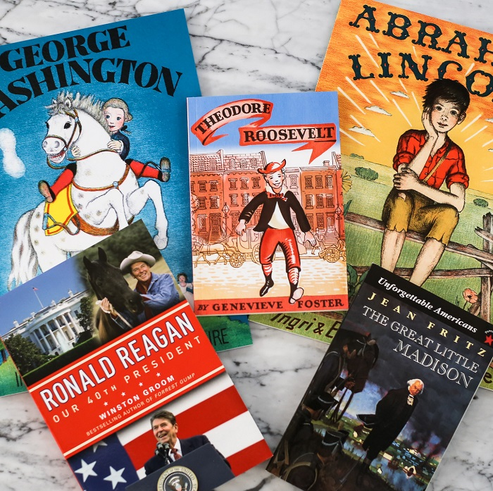 Presidents Day Pack - Beautiful Feet Books.jpg