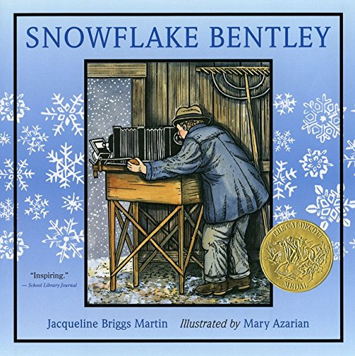 Snowflake Bentley by Jacqueline Briggs Martin - Beautiful Feet Books.jpg