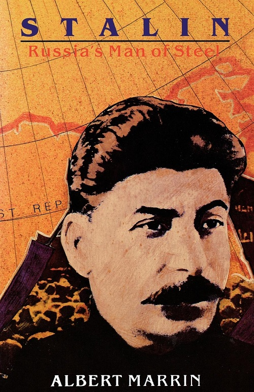 Stalin by Albert Marrin - Beautiful Feet Books.jpg