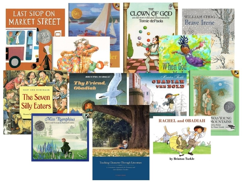 Teaching Character Primary Reading Pack - Beautiful Feet Books.jpg