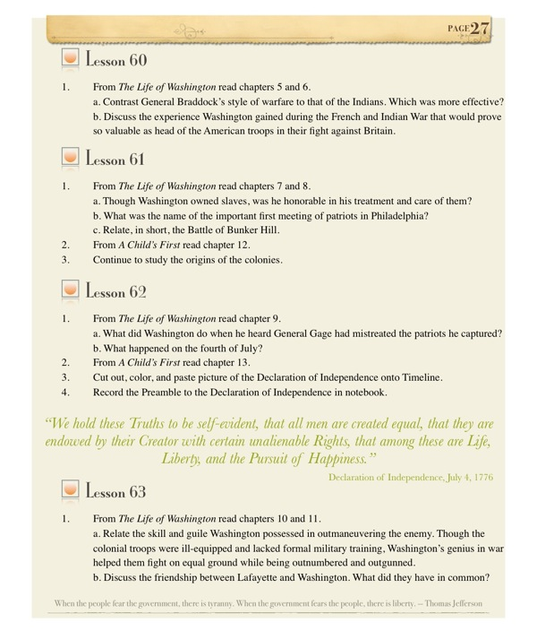 Early American History Intermediate Study Guide Download