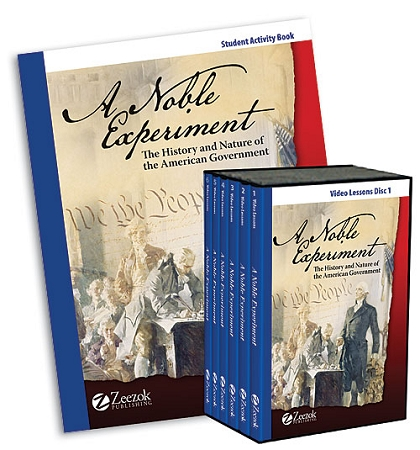 A Noble Experiment DVD Set, Teacher Resource CD & Workbook