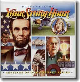 Your Story Hour: American Heritage Album CD