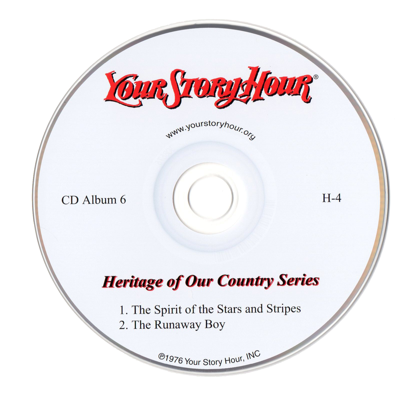 Your Story Hour (H4) CD