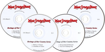 Your Story Hour: Intermediate CD Set