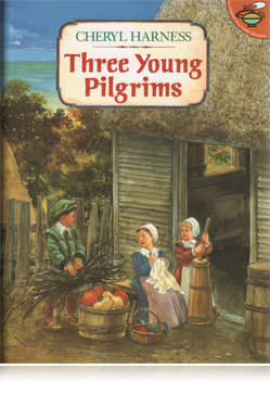 Three Young Pilgrims (PB)