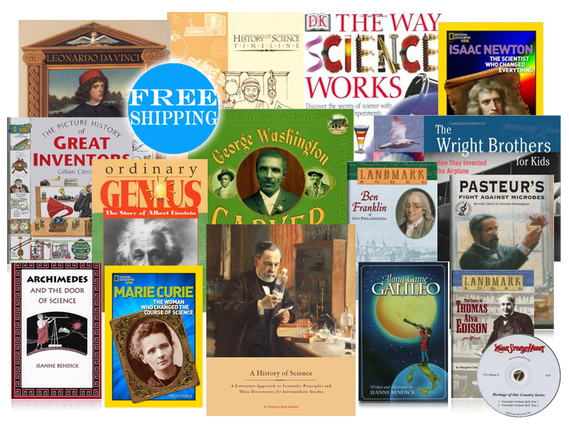 History of Science Pack - Beautiful Feet Books.jpg