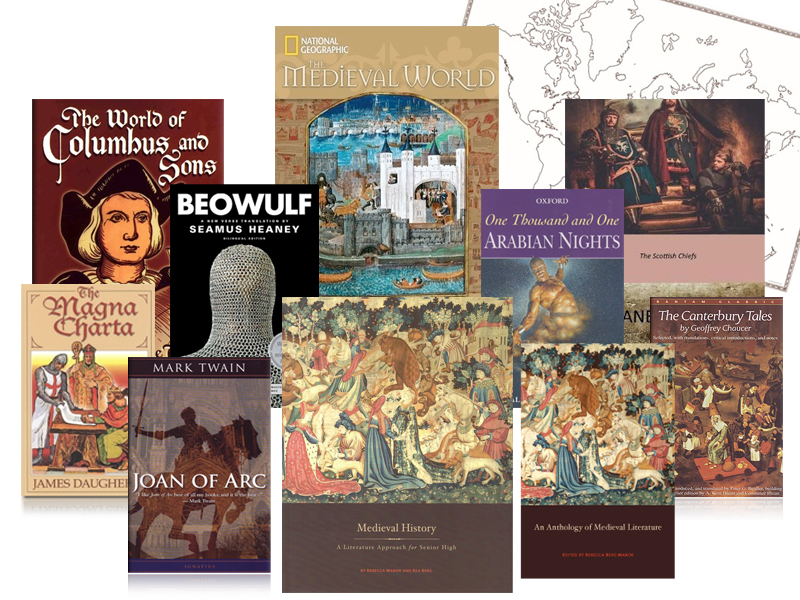 Medieval History Senior High Pack - Beautiful Feet Books.jpg