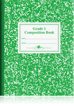 Composition Notebook Primary