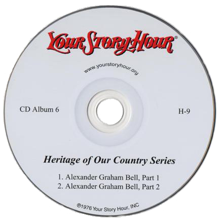 Your Story Hour (H9) CD