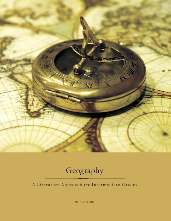SG Geography Through Literature Teacher Guide Grades 3-7