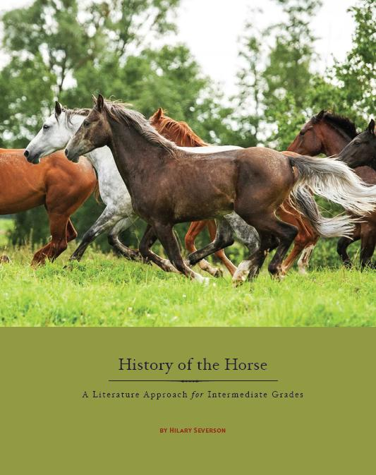 SG History of the Horse Teacher Guide