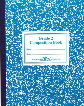 Grade 2 Composition Notebook - Beautiful Feet Books.jpg