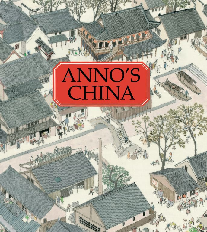 Anno's China (HB)