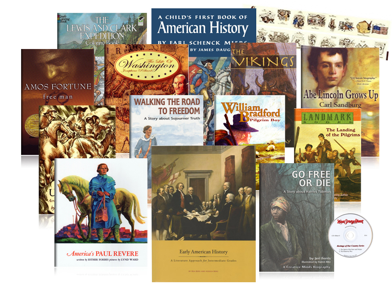 Early American History Intermediate Comp Pack