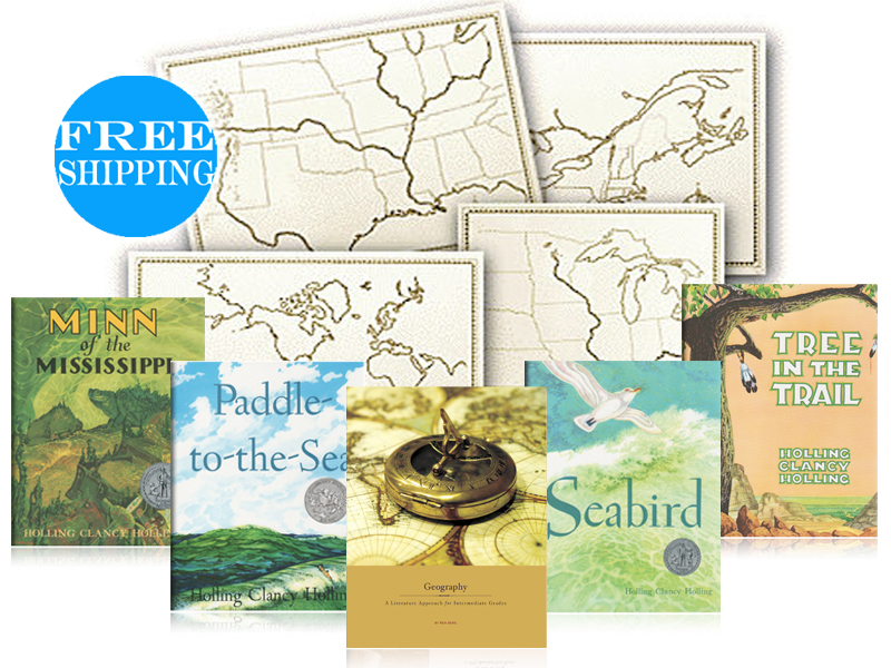 Geography Through Literature Pack - Beautiful Feet Books.jpg