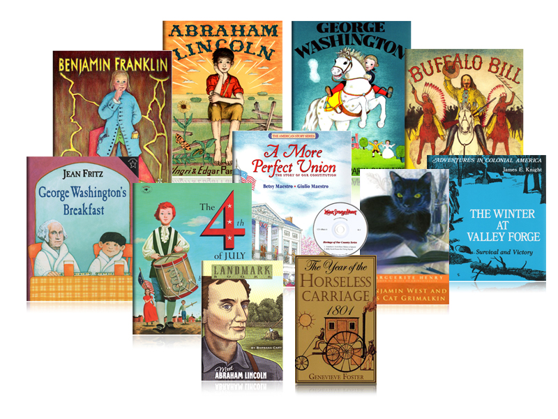 Early American Primary Semester II Pack - Beautiful Feet Books.jpg