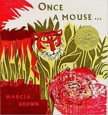 Once a Mouse... by Marcia Brown.jpg