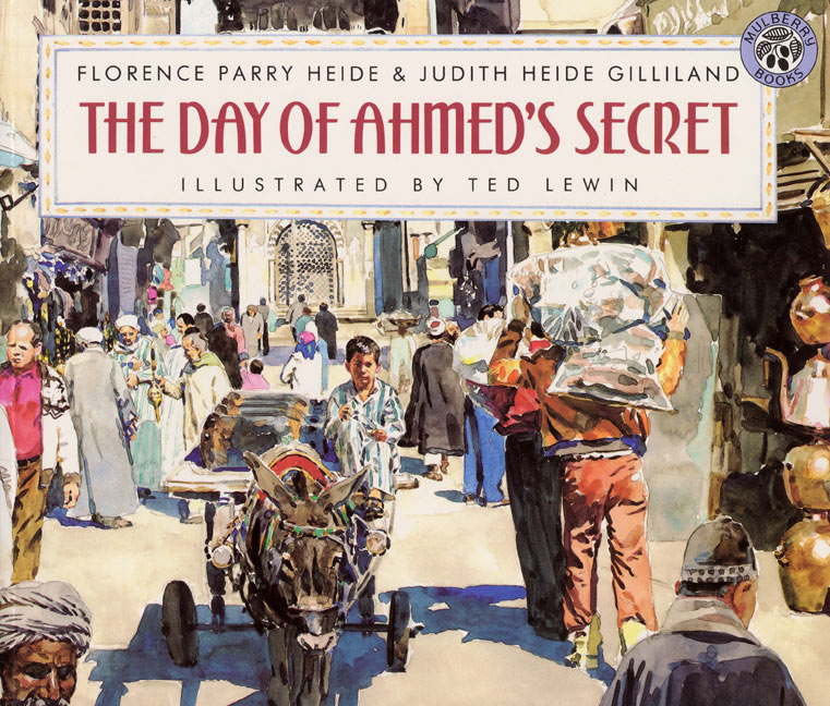 Day of Ahmed's Secret, The