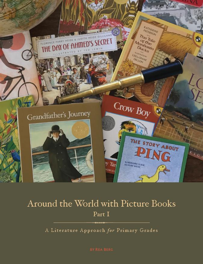 SG Around the World with Picture Books Part I