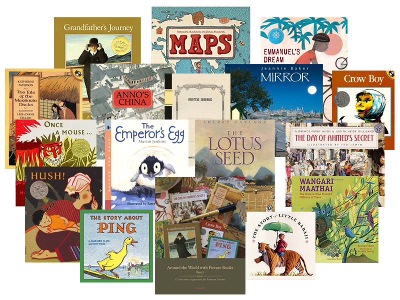 Around the World with Picture Books Pack Part I