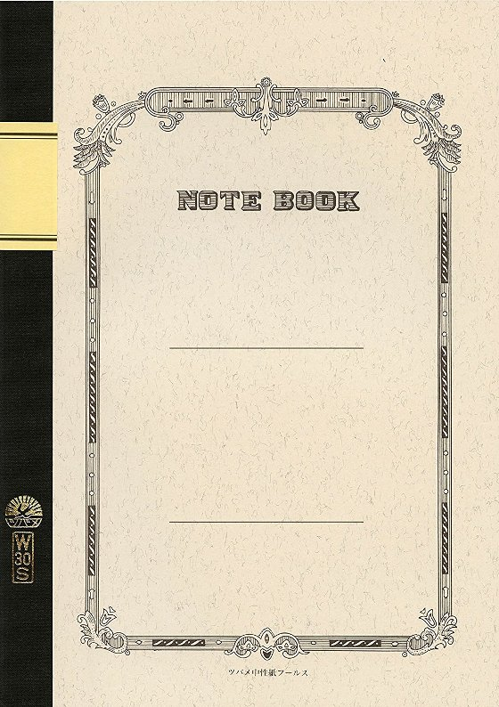 Tsubame Note Book - Beautiful Feet Books.jpg