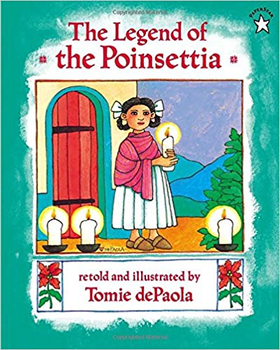 The Legend of the Poinsettia - Tomie dePaola.jpg