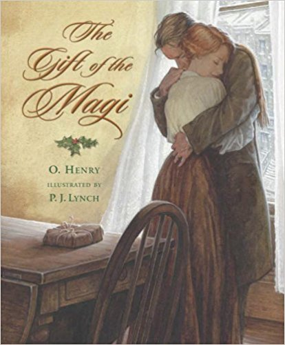 The Gift of the Magi by O. Henry with illustrations by P.J. Lynch.jpg