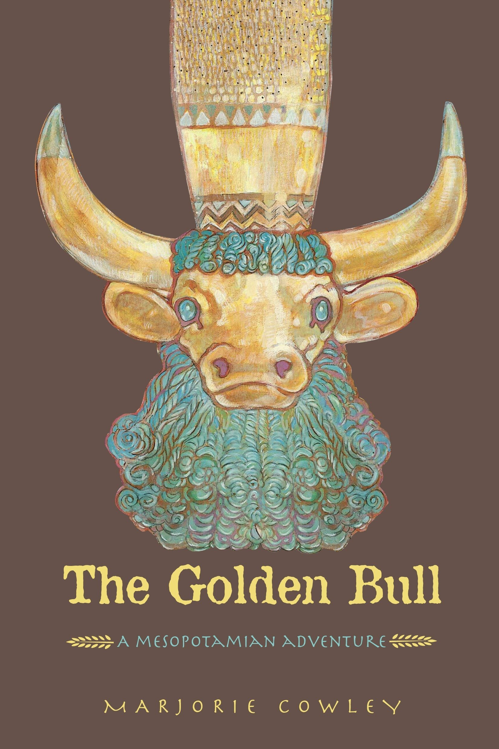 The Golden Bull by Marjorie Cowley - Beautiful Feet Books.jpg