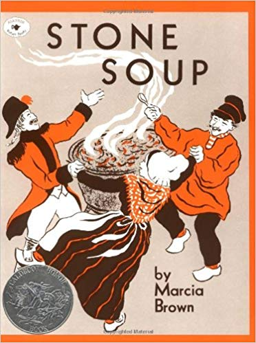 Stone Soup by Marcia Brown - Beautiful Feet Books.jpg