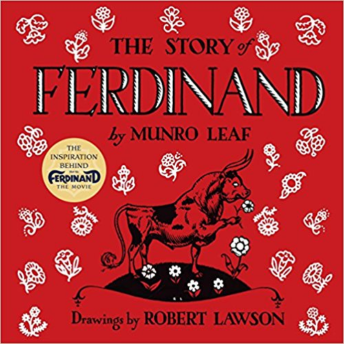 The Story of Ferdinand by Munro Leaf - Beautiful Feet Books.jpg