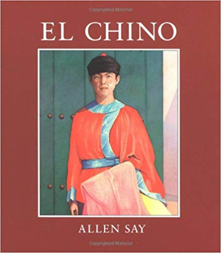 El Chino by Allen Say - Beautiful Feet Books.jpg