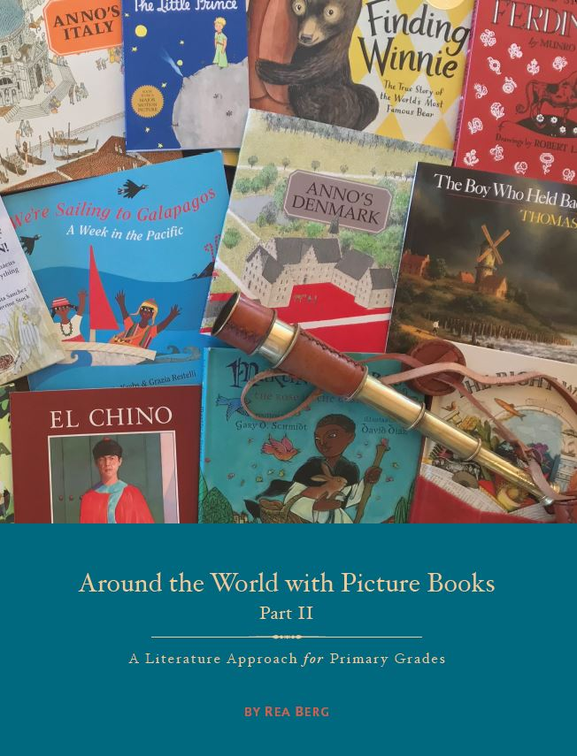 SG Around the World with Picture Books Part II