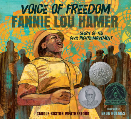 Voice of Freedom Fannie Lou Hamer - Spirit of the Civil Rights Movement.jpg