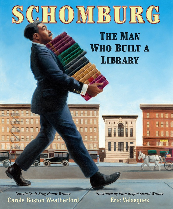 Schomberg: The Man Who Built A Library
