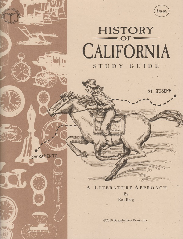 SG California History Teacher Guide (Download Version)