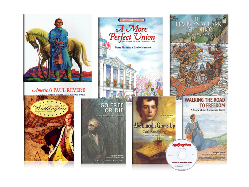 Early American History Intermediate Semester II Pack