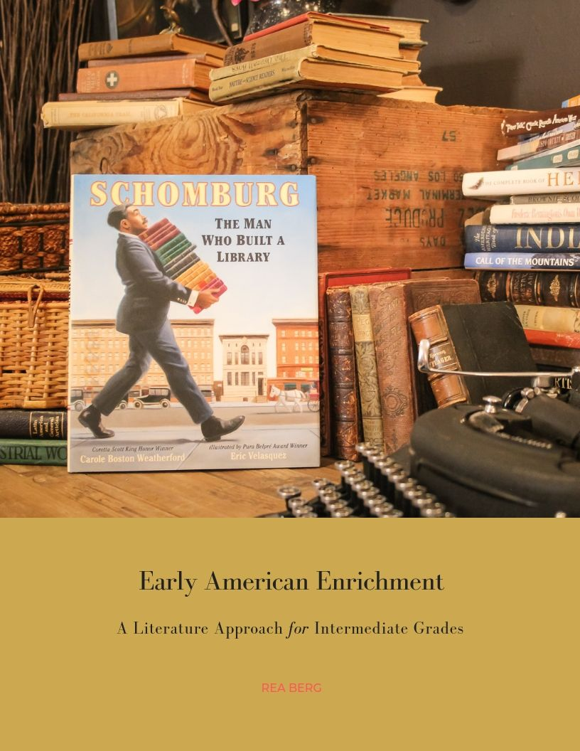 SG Early American Enrichment Teacher Guide (Download)