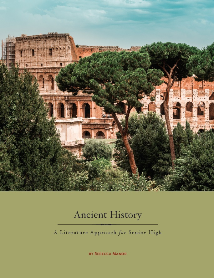 Ancient History for Senior High by Rebecca Manor.jpg