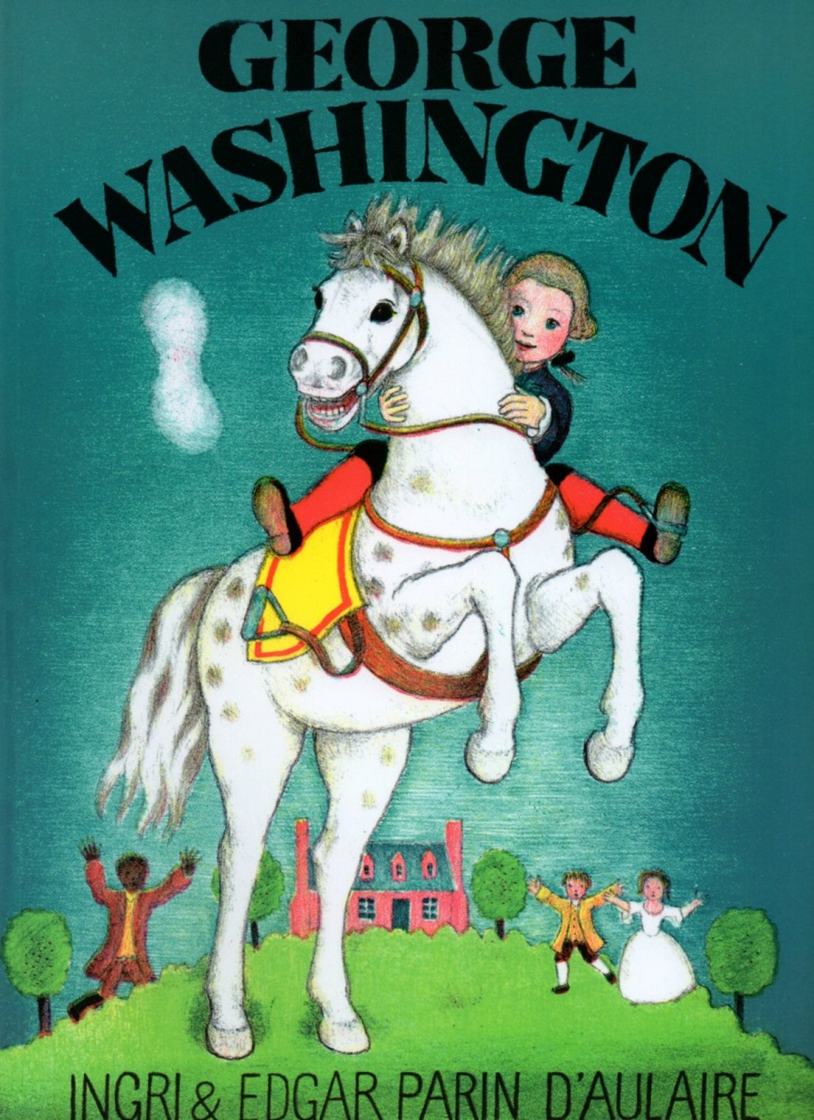 George Washington by d