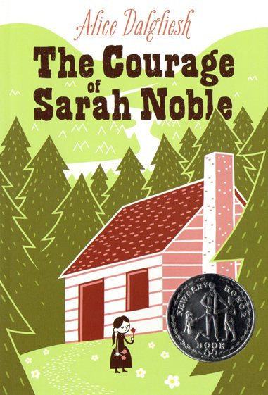 Courage of Sarah Noble, The (PB)