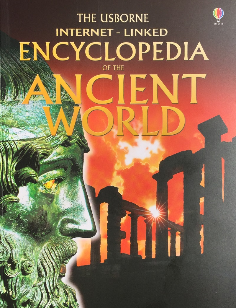 The Usborne Internet-Linked Encyclopedia of the Ancient World - Beautiful Feet Books.JPG